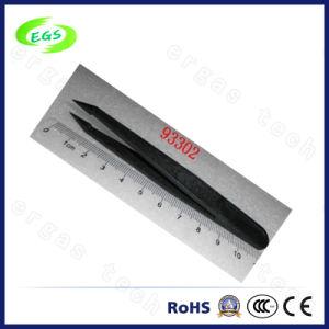 Black Industrial ESD Plastic Tweezers (93002) pictures & photos