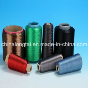 High Tenacity Polyester Multifilament High Tenacity Yarn for Embroidery (SGS) pictures & photos