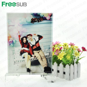 Freesub Vaulted Screen Heat Press Sublimation Crystal Frame (BSJ28A) pictures & photos