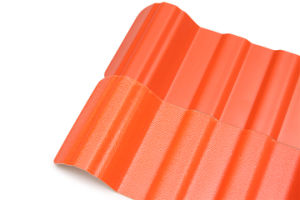 Asa Resin Anti-Corrosive Roofing Sheet
