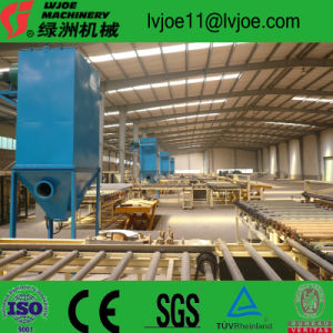 Production Equipments for Fire-Resistant Gypsum Plaster Board pictures & photos