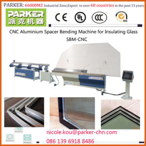 Aluminum Spacer Bar Bending Machine for Insulating Glass Production Line, China Factory Parker Insulating Glass Making Machine Line pictures & photos