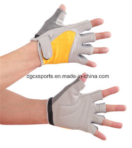Outdoor Sport Gloves with Half Finger pictures & photos