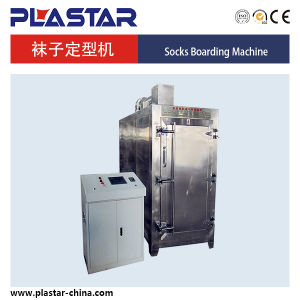 Sock Boarding Machine with High Temperature Dxj-160 pictures & photos