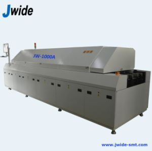 Hot Air 10 Zone Reflow Soldering Oven for EMS Factory pictures & photos