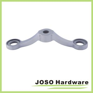 Regular Duty 180 2-Arms Hand Shape Column Mount Spider Fitting pictures & photos