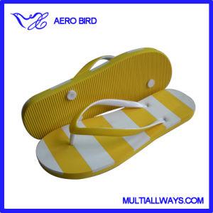 Hot Summer Beach Simple Design EVA Slipper (13L307) pictures & photos