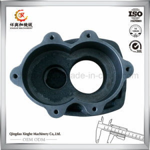 Ductile Iron Shell Casting Gearbox Auto Body Parts pictures & photos