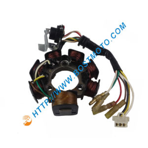 Motorcycle Parts Magneto Coil for Jy-110 pictures & photos