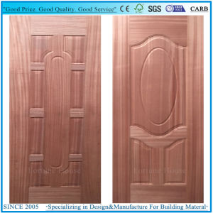 Good Quality Moulded EV Ash Veneer Door Skin Plywood pictures & photos