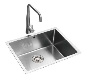 Handmade Stainless Steel Sink, Stainless Steel Kitchen Sink