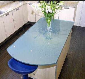 8mm Tempered Glass Worktop with En12150 Asnzs2208 BS62061981 pictures & photos