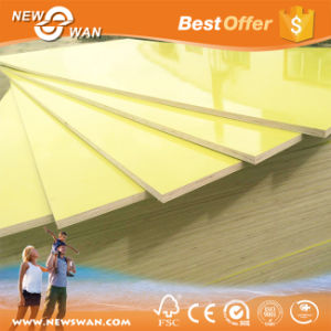 PP Plastic Film Faced Plywood, PVC Plywood pictures & photos