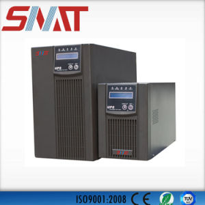 1kVA~60kVA Power Frequency Online Intelligent UPS for Solar System pictures & photos