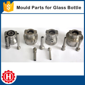 Red Wine Glass Bottle Mould Parts for Sale pictures & photos