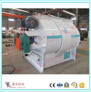Hot Sale Ce/ISO/SGS Pig/Chicken/Fish Animal Feed Mixer with Good Quality pictures & photos