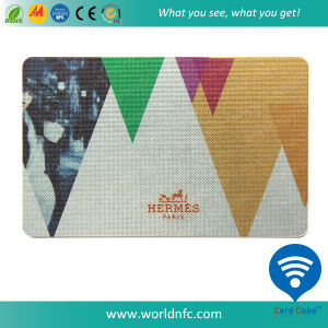 Frost Surface 13.56MHz Hf S50 1k RFID NFC Smart Card pictures & photos