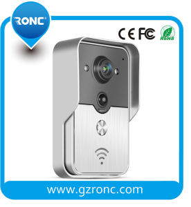 Clearly Video Door Bell with High Quality Doorbell pictures & photos