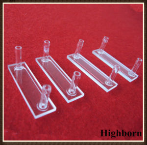 Transparent Customized Quartz Glass Cuvette Cell Per Drawing pictures & photos