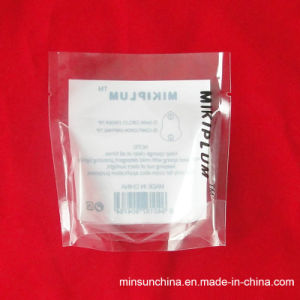 Self Resealable Poly PE Clear Zipper Bag Plastic Zip Lock Bag Ms-Lp041 pictures & photos