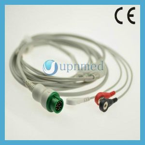 Mindrays T5 ECG Cable with Leadwires pictures & photos