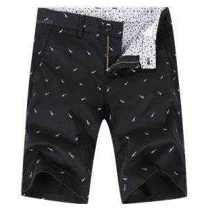 2017 Outwear Men′s Summer Bermuda Cargo Cotton Shorts pictures & photos