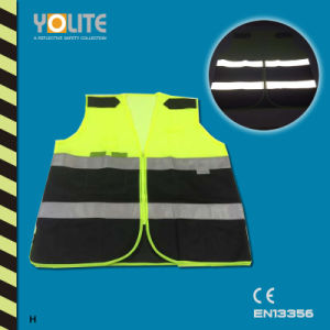 High Reflective Sport Vest with CE En13356 pictures & photos