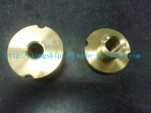Precision Mechanical CNC Turning Brass Parts pictures & photos