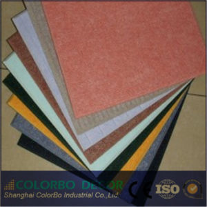 Resistant Polyester Fiber Decorative Acoustic Board pictures & photos