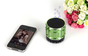 Handsfree Bluetooth Stereo Subwoofer Wireless Speaker Loudspeaker pictures & photos