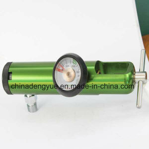 Manufacture Hospital Medical Bull Nose Brass Oxygen Regulator pictures & photos