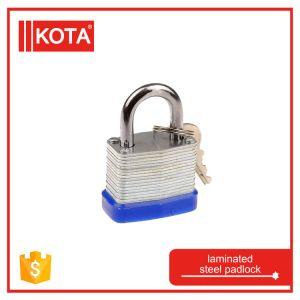 Safety Padlock Laminated Steel Padlock