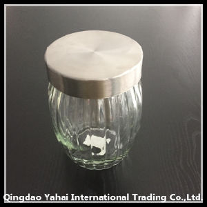 900 / 1300 / 1900ml Glass Food Storage Jar pictures & photos