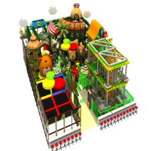 Small China Indoor Playground Jungle Gym Playground pictures & photos
