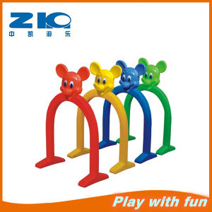 Kids Plastic Animal Arch Playground for Sale pictures & photos