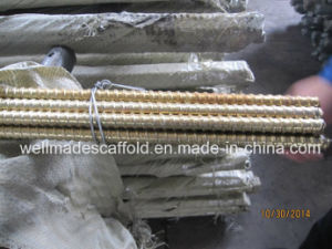 Formwork Dywidag Shuttering Concrete Forming Steel Tie Rods pictures & photos
