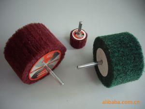 Non-Woven Flap Wheel (FP62) pictures & photos