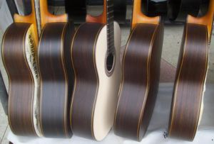 Aiersi Master Level Classical Smallman Guitar pictures & photos