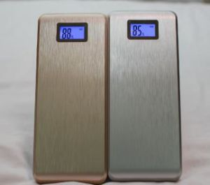 Battery, Power Bank with LCD Display, Phone Battery with Holder pictures & photos