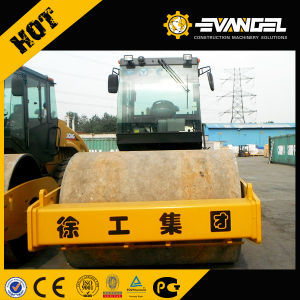 16t Xs162j Mechanical Drive Single Drum Vibratory Road Roller pictures & photos