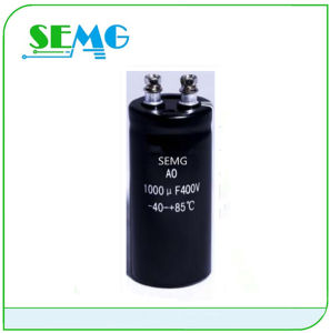 AC Motor Super Capacitor 6400UF 250V with Ce RoHS Approval pictures & photos