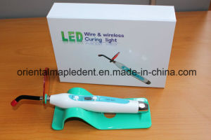Ce Approved Wireless Dental LED Curing Light pictures & photos