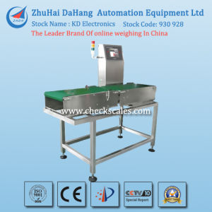 Beverage Industry Preferred Online Weighing Scale Machine pictures & photos