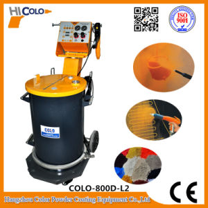 Manual Stand Unit Powder Spraying System pictures & photos