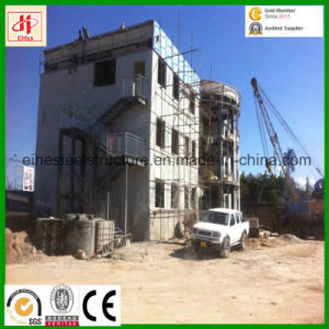 Removable Pre-Fabricated Steel Structure Building for Tropical Zone pictures & photos
