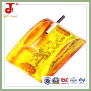 New Design Luxurious Crystal Tobacco Ashtray (JD-CA-209) pictures & photos