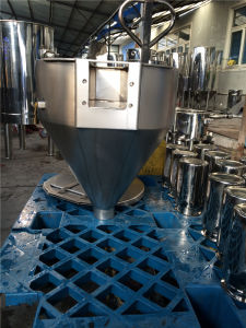 High Precision Stainless Steel Hopper for Cosmetic Industry pictures & photos