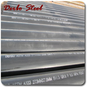 A333 Gr. 3 Carbon Seamless Pipe for Low Temperature Service pictures & photos