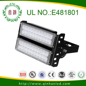 UL and Dlc 100W LED Flood Light (QH-FLXH02-100W) pictures & photos