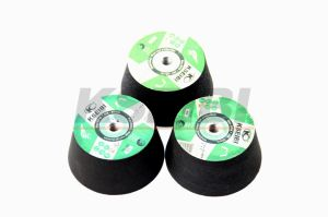 High Quality Kseibi Silicone Carbide/Aluminium Oxide Grinding Cup Wheel pictures & photos